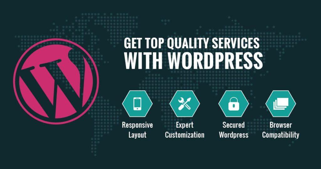 WordPress Development Services - WordPress Tec